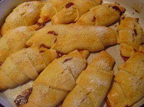 Снимка 6 от рецепта за Ванилови кифлички