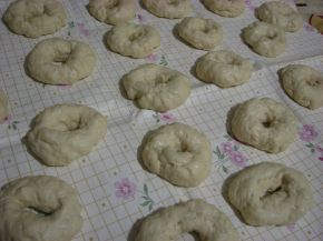 Снимка 3 от рецепта за Варени гевречета (бейгъл)