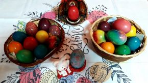 Снимка 10 от рецепта за Великденски яйца - II вариант