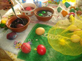 Снимка 3 от рецепта за Великденски яйца - II вариант