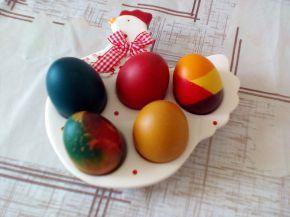 Снимка 7 от рецепта за Великденски яйца - II вариант