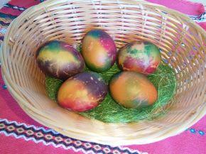 Снимка 8 от рецепта за Великденски яйца - II вариант