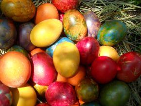 Снимка 2 от рецепта за Великденски яйца