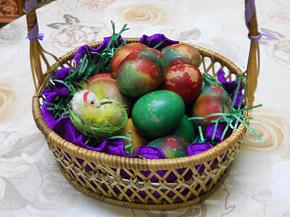 Снимка 4 от рецепта за Великденски яйца