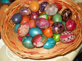 Снимка 6 от рецепта за Великденски яйца