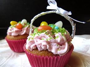 Снимка 1 от рецепта за Великденски кошнички
