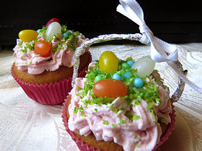 Снимка 2 от рецепта за Великденски кошнички