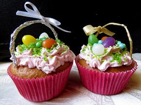 Снимка 4 от рецепта за Великденски кошнички