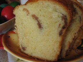 Снимка 7 от рецепта за Великденски козунак с плънка