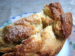 Снимка 2 от рецепта за Великденски козунак със стафиди