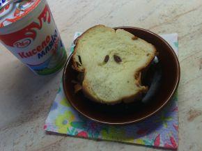 Снимка 5 от рецепта за Великденски козунак със стафиди