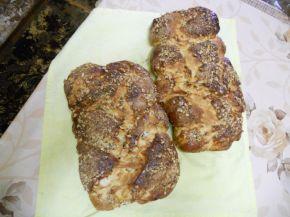 Снимка 2 от рецепта за Великденски козунак