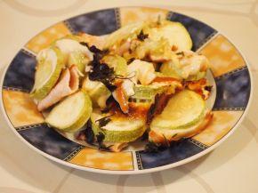Снимка 2 от рецепта за Венец от тиквички