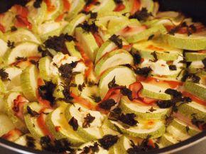 Снимка 4 от рецепта за Венец от тиквички