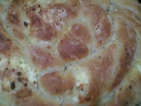 Снимка 8 от рецепта за Вита баница с мая