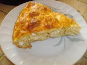 Снимка 4 от рецепта за Вита баница със сирене