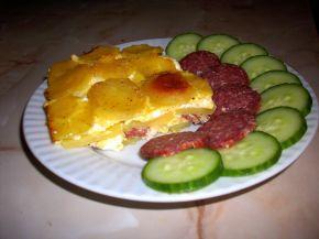 Снимка 5 от рецепта за Вкусен и бърз картофен огретен