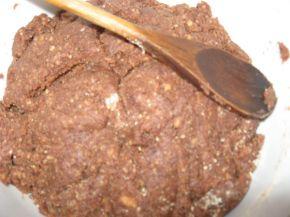Снимка 3 от рецепта за Вкусни трюфели от сухи кексчета