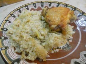 Снимка 3 от рецепта за Заешко с бял ориз