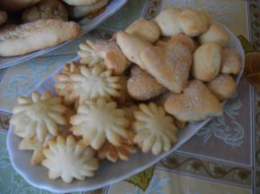 Снимка 2 от рецепта за Захаринки