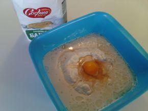 Снимка 6 от рецепта за Закуски с ким и кренвирши