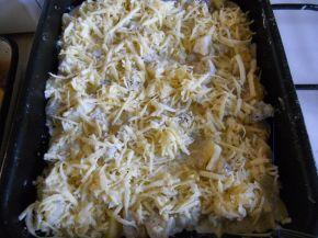 Снимка 2 от рецепта за Запечени картофки
