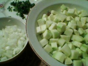 Снимка 2 от рецепта за Запечени тиквички