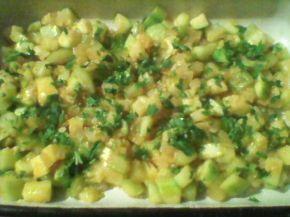 Снимка 4 от рецепта за Запечени тиквички