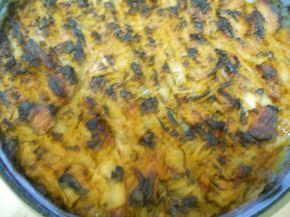 Снимка 2 от рецепта за Запечено свинско с кисело зеле