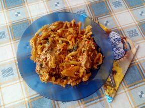 Снимка 3 от рецепта за Запечено свинско с кисело зеле