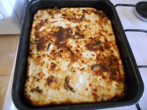 Снимка 3 от рецепта за Запеканка от тиквички