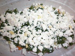 Снимка 4 от рецепта за Запеканка с картофи и спанак