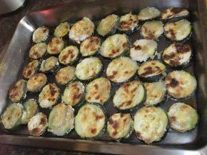 Снимка 4 от рецепта за Запеканка с тиквички и пилешко месо
