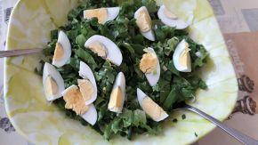 Снимка 10 от рецепта за Зелена салата