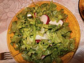 Снимка 2 от рецепта за Зелена салата