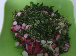 Снимка 5 от рецепта за Зелена салата