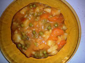 Снимка 2 от рецепта за Зеленчуци на фурна