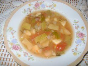 Снимка 2 от рецепта за Зеленчукова супа - консерва