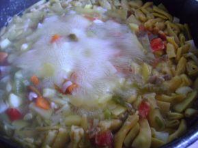Снимка 3 от рецепта за Зеленчукова супа - консерва
