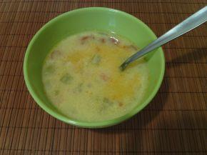 Снимка 2 от рецепта за Зеленчукова супа - II вариант