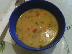 Снимка 3 от рецепта за Зеленчукова супа