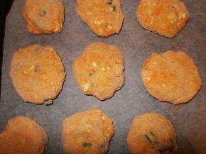 Снимка 2 от рецепта за Зеленчукови кюфтета на фурна