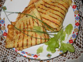 Снимка 5 от рецепта за Зеленчукови палачинки