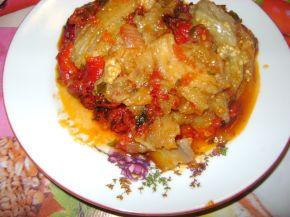 Снимка 3 от рецепта за Зеленчуково гърне