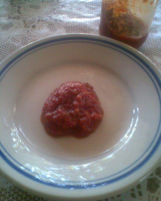 Снимка 1 от рецепта за Домашен кетчуп