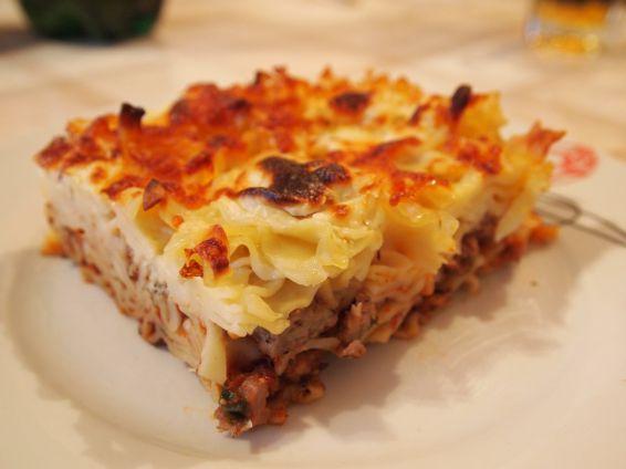 Снимка 1 от рецепта за Мусака с макарони