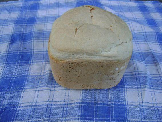 Снимка 1 от рецепта за Хляб за хлебопекарна машина