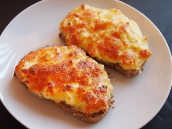 Снимка 1 от рецепта за Бърза закуска