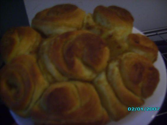 Снимка 1 от рецепта за Милинки - II вариант