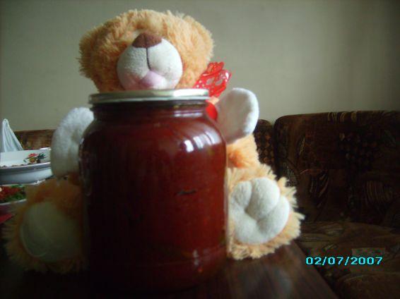 Снимка 1 от рецепта за Стерилизиран сос за пица или спагети